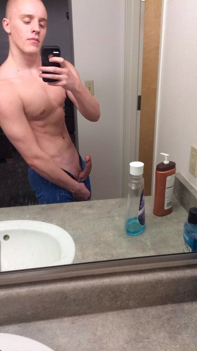 Hot Guy With A Sweet Cock