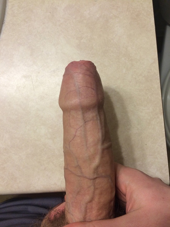 Uncut Dick Close Up