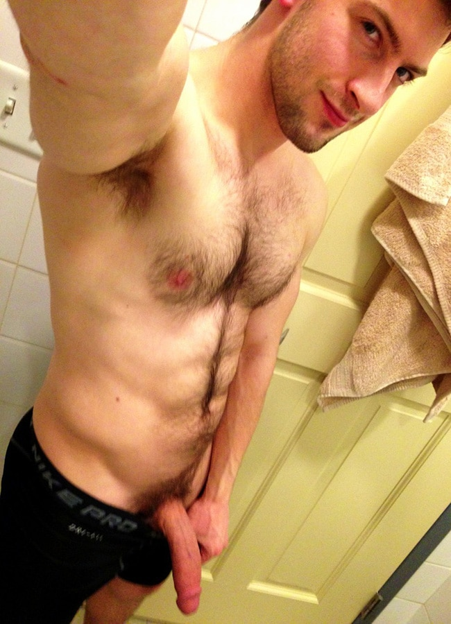 Hairy Man's Dick