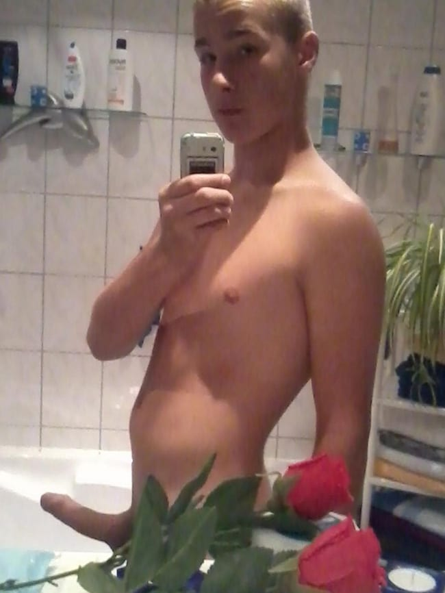 Romantic Boy's Cock